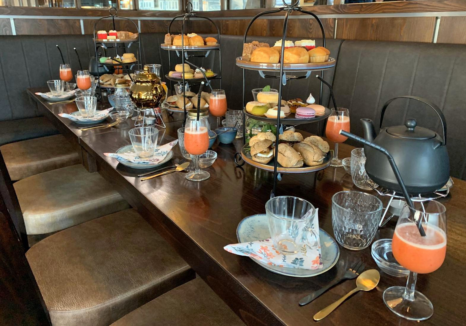 Restaurant Damzicht High Tea 0220